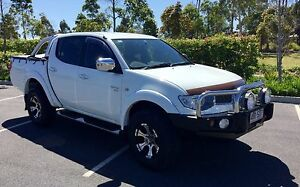 GLXR Mitsubishi Triton Ute fully optioned. Rochedale Brisbane South East Preview