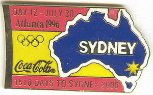 1996-ATLANTA-OLYMPIC-COCA-COLA-DAY-PIN-12-FOR-BOTTLE-PUZZLE-SET-SYDNEY
