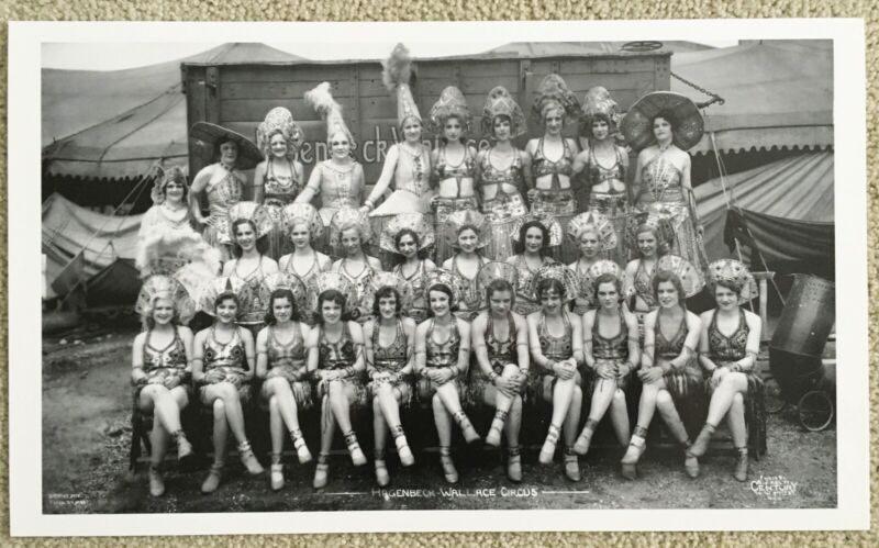 Huge Collection of Circus Photos by EJ Kelty in Excellent Condition!
