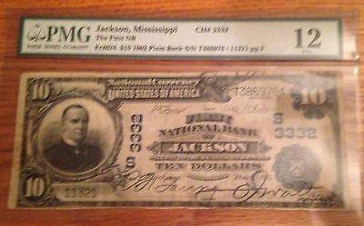 First National Bank Of Jackson Mississippi