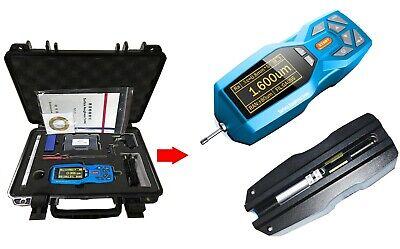 Surface Roughness Tester Gauge Profilometer Tester 14 Parameters Measure