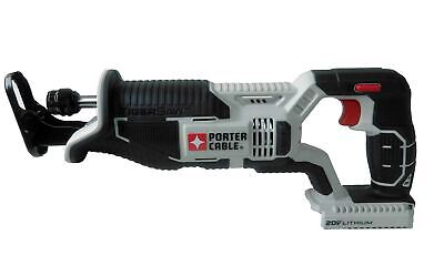Porter Cable PCC670 20V Lithium-Ion Bare Reciprocating Tiger