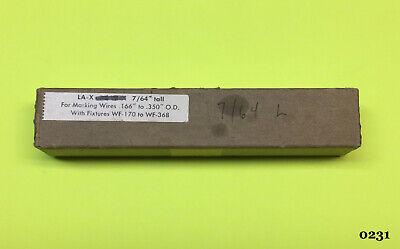 Kingsley Machine Type - La-x 764 Wire Marking Type - Hot Foil Stamping Machine