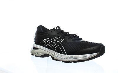ASICS Womens Gel-Kayano 25 Black Running Shoes Size 7 (1245229)