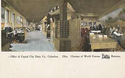 Party City Columbus Oh ((U) Columbus, OH - Capital City Dairy Company - Interior of Office -)