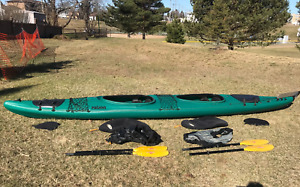 Tandem Sea Kayak Package     Priced to sell