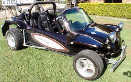 "Beach Buggy- 2000 build ""Sharpbuilt"" 4 seater"