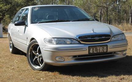 1997 Ford Fairlane Sedan Gatton Lockyer Valley Preview