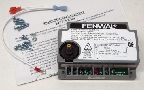 Spark Ignition Board for Blodgett 20348 44-1266 35-63J101-415 G770-MGC3