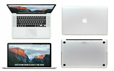"2015 MacBook Pro 15"" Quad Core i7 2.2GHz 16GB Ram 256GB SSD MJLQ2LL/A A1398"