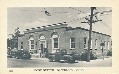 Danielson Ct   Post Office