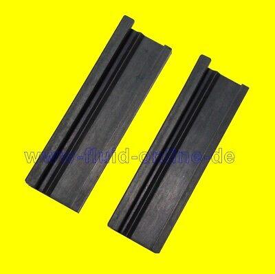 PROXXON 28602-01 / 28608-01 Paar Gummischutzbacken Schutzbacken für FMS75 & FMZ