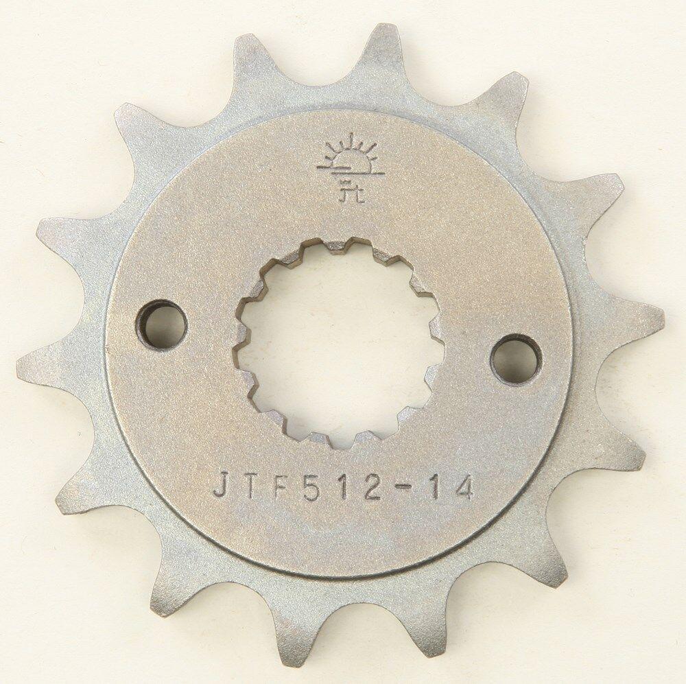 JT Sprockets JTF512.15 15T Steel Front Sprocket