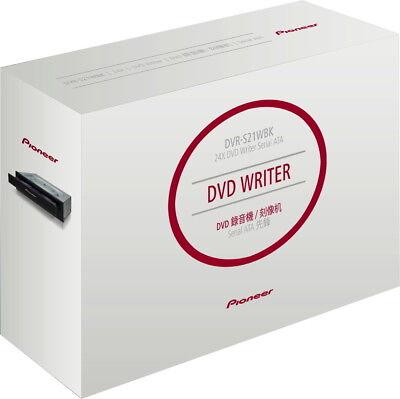 Pioneer Brenner intern DVR-S21WBK für CD / DVD / M-Disc schwarz