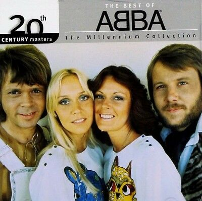 20th Century Masters-The Millennium Collection: The Best of ABBA (CD) NEW