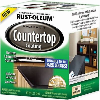 - Rust-Oleum Deep Tint Countertop Coating Paint 254853