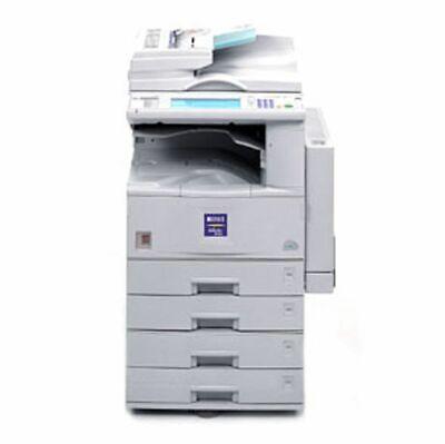 Ricoh Aficio 1022 Black And White Photocopier