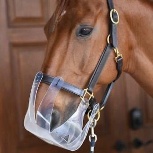 ThinLine Flexible Filly Slow Feed Grazing Muzzle-2.5cm hole