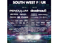 SUNDAY SW4 TICKETS