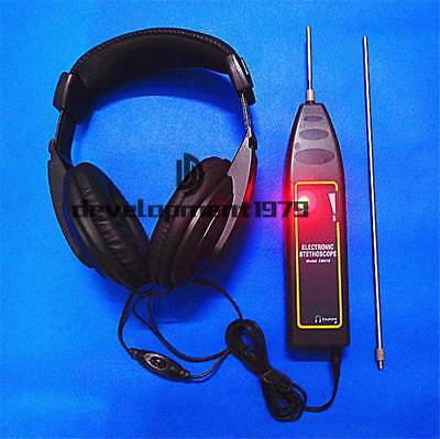 New Water Hose Leak Detector Motor Abnormal Sound Noise Electronic Stethoscope