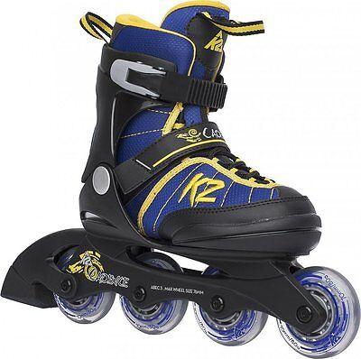 K2 Cadence Kinder Inliner Skates größenverstellbar Größe L (35-40)