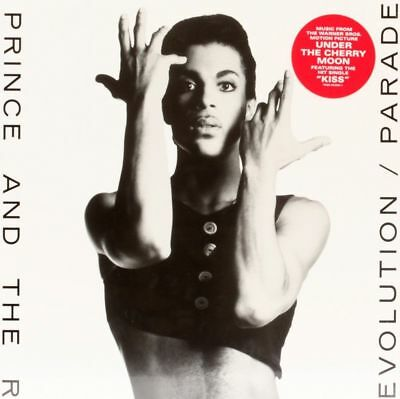PRINCE AND THE REVOLUTION PARADE VINYL LP ALBUM