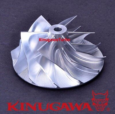 Billet Turbo Compressor Wheel Porsche Cayenne V8 Twin TD04HL-18T (45/56mm) -