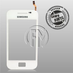 WHITE REPLACEMENT LCD SCREEN TOUCH DIGITIZER GLASS FOR SAMSUNG GALAXY ACE S5830