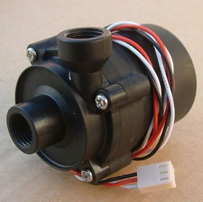 Sc600 Dc 12v 1.2a 14w Motor Water Cooling Pump No Brushless 3-pin Plug G14