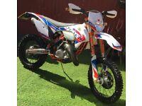 Ktm 125cc exc six days edition