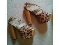 Asos heels. Size 6