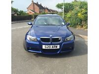 BMW 3 series 2.0 318i M Sport 4dr