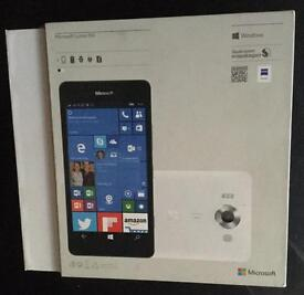 Lumia 950 as new boxed on Vodafone