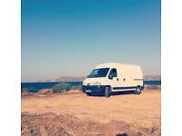 Camper van project for sale