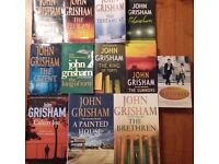 Books - John Grisham