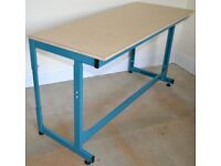 Industral Quality Linvar ASAD Cantilever Work Bench - Excellent Condition