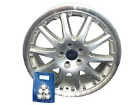 Ford mondeo 18inch 10 spoke alloys for sale