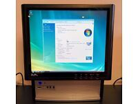 """*** RM One 17"""" LCD Screen all- in- one Desktop PC £90 ***"""
