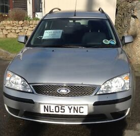 Ford Mondeo Estate LX TDCI 130
