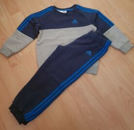 Adidas Tracksuit 3/4 years