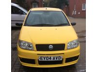 Fiat Punto Active Sport, MOT 14 Apr '17, Bluetooth Stereo, Alloy wheels in Excellent Condition