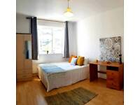 Spectacular!! Lovely Spacious Double Room Queen Mary Uni, Mile End, Stepney Green, Tower Hamlets E1