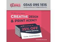 25% OFF Freelance Graphic Design Services - Logo Design, Branding & Print Services