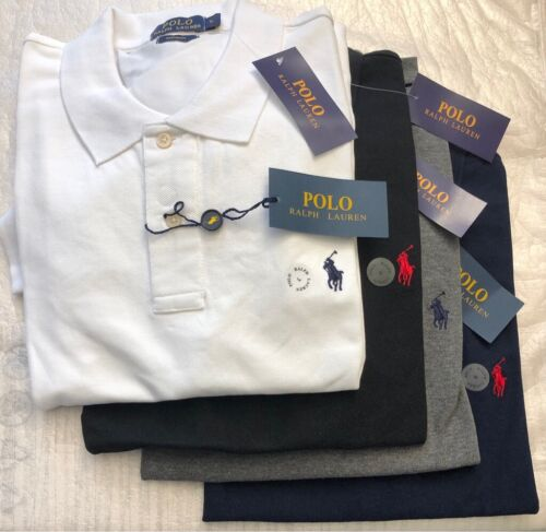 Ralph Lauren Polo Custom Fit T- Shirt ( NEU & OVP )