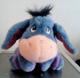 ask me more Eeyore toy