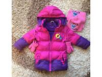 Girls jacket for 4 years old