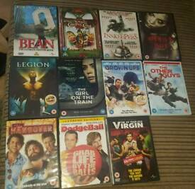 🌟11 Mixed Genre DVD Bundle🌟