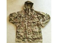 327ad3fefd8dd ARMY ISSUE MTP MULTICAM WINDPROOF JACKET XL SAS SPECIAL FORCES AIRSOFT  SMOCK PARA MILITARY FISHING