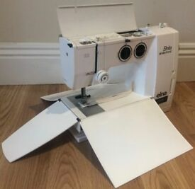 Elna Elnita Lotus Sewing Machine Pre-Owned - Serviced With Warranty - UK Delivery Available