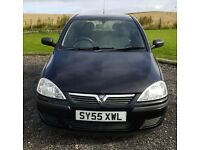 Vauxhall Corsa Good condition New tyres MOTd until late November Great first car.Really cheap to run